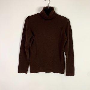 Sutton Studio Bloomingdale Sweater Small Cashmere